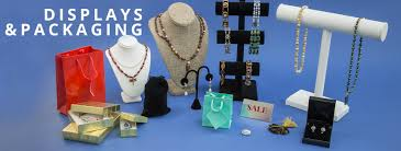 diy necklace wholesale images Amazing ideas necklace displays linen fabric jewelry display jpg