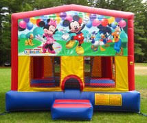 mickey mouse clubhouse bounce house bounce house choices