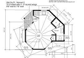 Octagon Cabin Plans Download Yurt Design Plans Zijiapin
