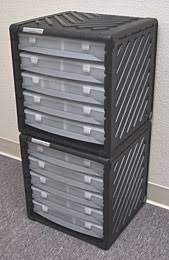 Drawer Storage Cabinet Boxes Clear Plastic Storage Cabinet