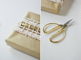 gold gift wrap gift wrap packaging