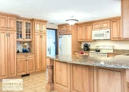 maple cabinets with granite countertops maple kitchen countertops quartz with maple cabinets showplace maple