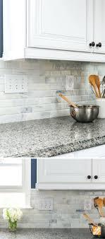 Carrara Marble Subway Tile Kitchen Backsplash Tiles Brick Subway Tile Shower Subway Brick Mosaic Tile Image Of