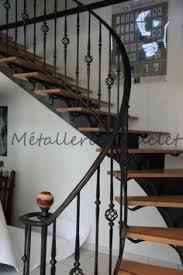 Fer Forge Stairs Design Escalier Fer Forgé Un Matériau Récurant Le Fer Forgé Pour