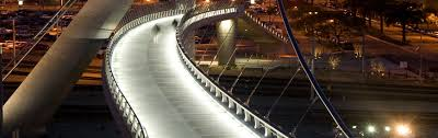 Illuminated Handrail Io Led Architectural Led Lighting Linear Floodlight