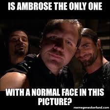 Dean Ambrose Memes - worrying the shield d pinterest dean ambrose roman reign