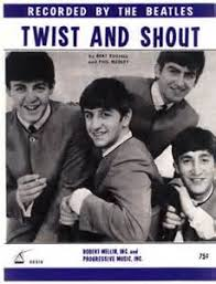 twist and twist and shout by the beatles the in depth story the