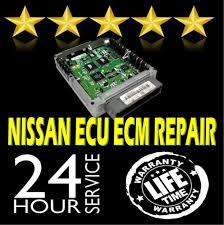 fits nissan maxima engine control computer module repair ecm ecu