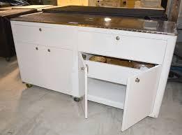 cuisine sur roulettes meuble meuble cuisine wiblia com