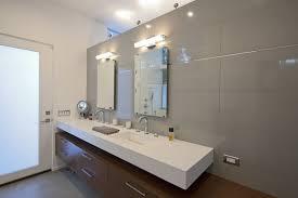 Mid Century Modern Vanity Bathroom Design Mid Century Modern Bathroom Vanity Led Light Two