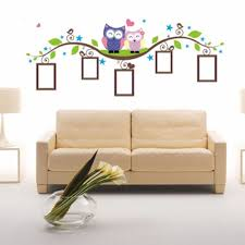 popular photo wall decals buy cheap photo wall decals lots from removable animals wall decals kid room decal home decoration owls wall stickers bedroom wall decals cartoon
