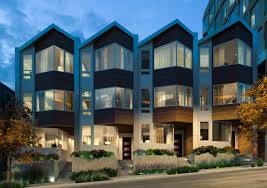 the pacific prepares to sell its very high end row houses dana