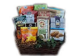 cancer gift baskets organic get well gift basket cancer patient by well