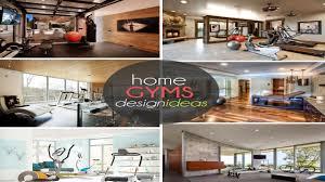 unique luxury home designs basement home gym design ideas home
