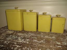 yellow kitchen canisters cool kitchen canisters size of kitchencool kitchen canisters