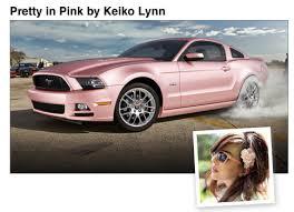 Light Pink Car Pretty In Pink Keiko Lynn