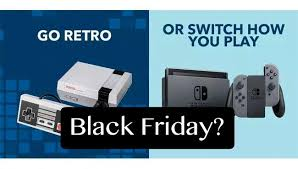 does best buy have different deals on cyber monday or is it the same for black friday switch and nes best buy sale was worse than black friday