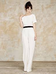 white jumpsuit wedding bridal iinspiration jumpsuits my wedding nigeria