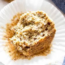 one bowl gluten free vegan banana nut muffins v gf dairy free