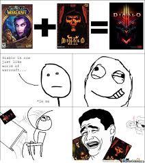 Diablo Meme - diablo by recyclebin meme center