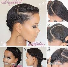 relaxed short bob hairstyle short relaxed hair protective styles best short hair styles