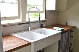 small kitchen island with sink chrome single arc handle faucet