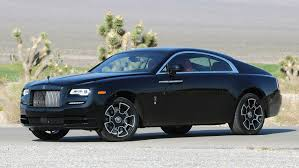 rolls royce wraith blue first drive 2017 rolls royce wraith black badge