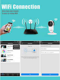 escam ant qf605 hd wifi ir cut p2p support ios android security ip