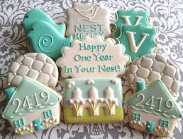 Decorating With Royal Icing 32 Best House New House Decorated Cookies Images On Pinterest