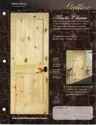 Pine 6 Panel Interior Doors Knotty Pine Interior Doors Doorknotty Pine Doorknotty Alder1