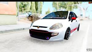 fiat punto 2002 fiat punto for gta san andreas