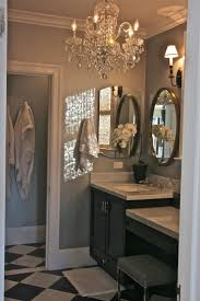 bathroom bathroom light chandelier room design decor gallery on