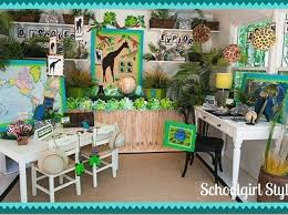 theme classroom decor a jungle themed classroom 30 epic exles of inspirational