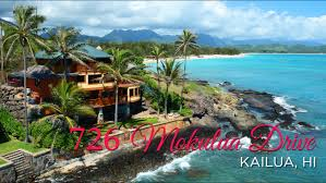 Luxury Home Kailua Beachfront Luxury Home For Sale 726 Mokulua Drive Kailua