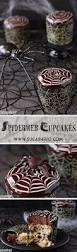 spiderweb cupcakes and chocolate spiders sugarhero