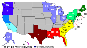 temperature map of florida coastal water temperature guide
