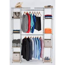Discount Closet Organizers Closet Expandable Closet Organizer For Bedroom Storage System