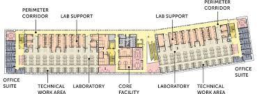 building floor plan national of ireland galway science research building