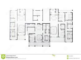free floor plan download floor plan royalty free stock image image 24448526