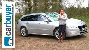 peugeot 508 2012 peugeot 508 sw estate 2013 review carbuyer youtube