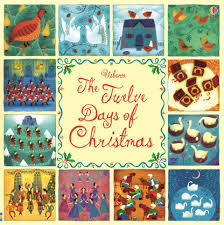 the twelve days of at usborne books at home organisers
