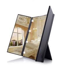 Mirror With Lights Around It Mirrors U2013 Kitchen U0026 Home Store Amazon Uk