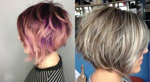 how to stlye a stacked bob with wavy hair business style stacked bob hairstyles 2017 hairdrome com