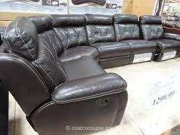 Full Top Grain Leather Sofa by Living Room Full Grain Leather Sofa Costco Sleeper Black