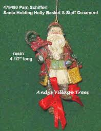 pam schifferl figuines and ornaments andys trees