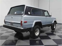 chief jeep color 1978 jeep cherokee chief for sale classiccars com cc 979632