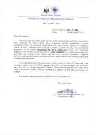 to bid invitation to bid disposal of 10 unserviceable neda