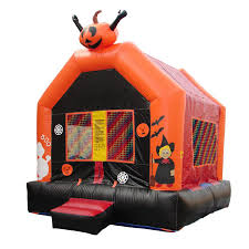 halloween bounce house by happy jump u2013 cheap inflatable bounce