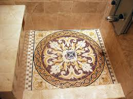 Shower Floor Mosaic Tiles by Handmade Stone Mosaic Tiles Supplier Venice Mosaic Art Factory