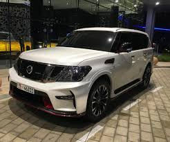 nissan patrol nismo red interior images tagged with nissanpatrolnismo on instagram